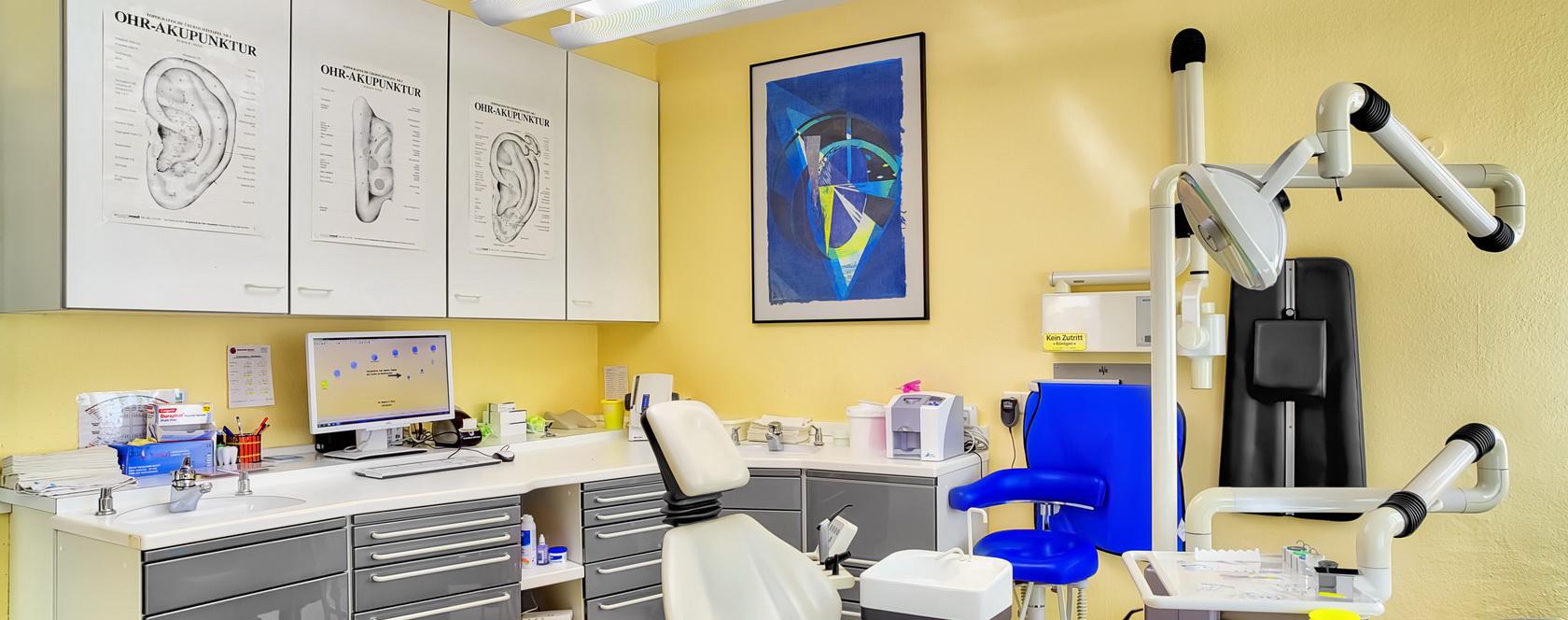 Zahnärztin Dr. Sabine Rulc - Akupunktur