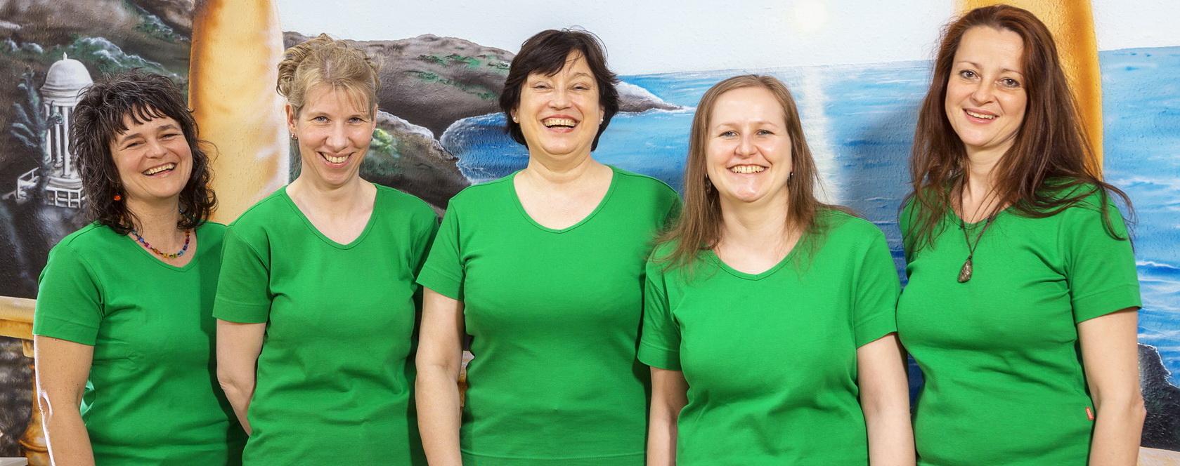 Zahnärztin Dr. Sabine Rulc - Team